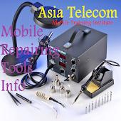 Mobile Repairing Tools Info