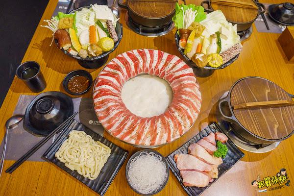 小旬湯 樂農·鑄鐵鍋-超高人氣日本鑄鐵火鍋 澎湃燒酒鬥雞鍋還有博多肉肉圈鍋!