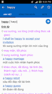 App English Vietnamese Dictionary - TFlat Translate APK for Windows Phone