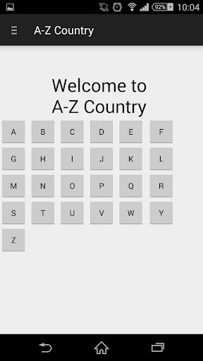 A - Z 國家
