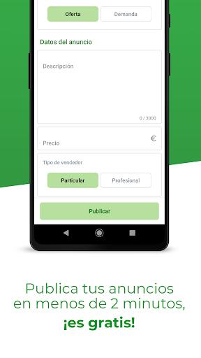 Milanuncios: Segunda mano, motor, pisos y empleo android2mod screenshots 6