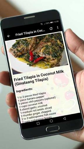 150+ Filipino Food Recipes 2.3 screenshots 4