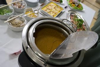 鶏白湯の味噌ラーメン