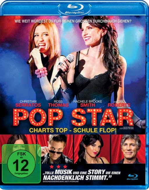 Filme Poster Pop Star BDRip XviD & RMVB Dublado