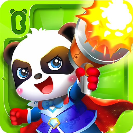 Little Panda\\\'s Hero Battle Game