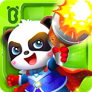Little Panda's Hero Battle Game