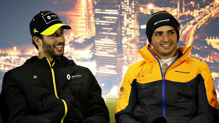 Sainz, Ricciardo set for F1 moves as Alonso return mooted