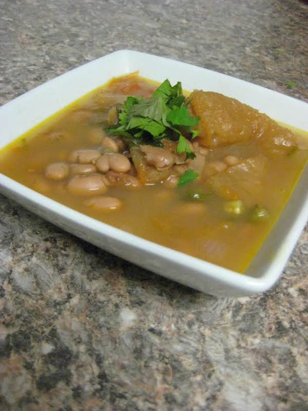 Restaurant Style Charro Beans