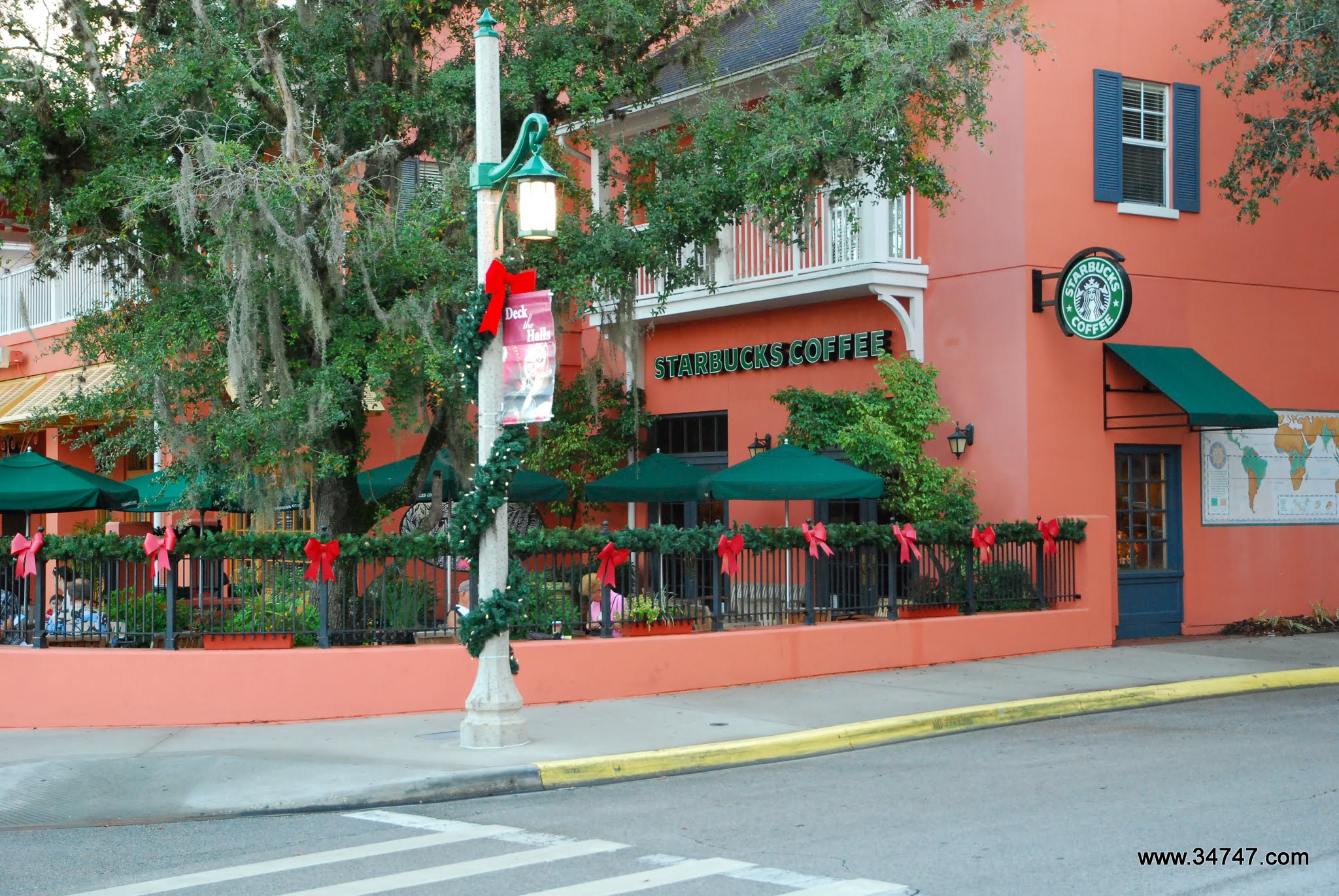 Photo: Starbucks, Town Center, Celebration, FL