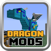 Dragon MODS For MCPE!!