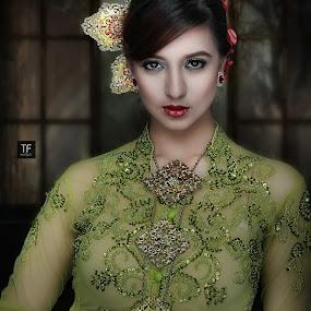 Lagenda Kebaya by Muhammad Badiozzaman - Digital Art People