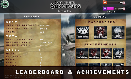 Last of the Survivors- screenshot thumbnail