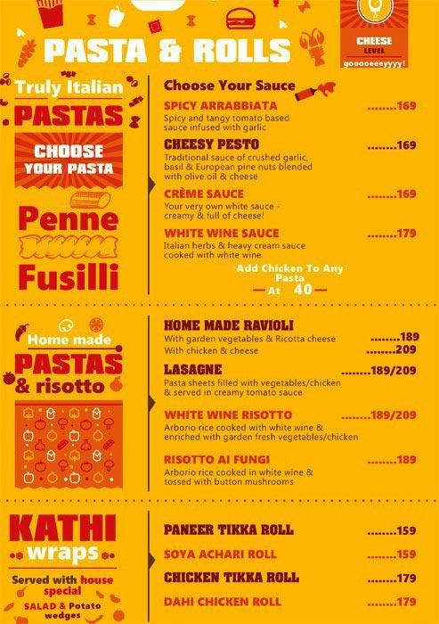 QD's Restaurant menu 6