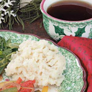 Sage Mashed Potatoes