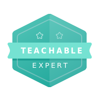 Thanks Teachable!