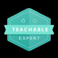 Thanks Teachable!