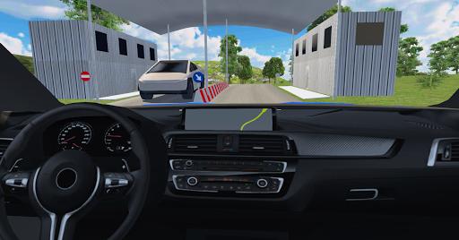 Télécharger Gratuit Car Driving Sim : Trailer Transport APK MOD (Astuce) screenshots 4