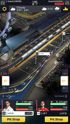 F1 Manager screenshots 7