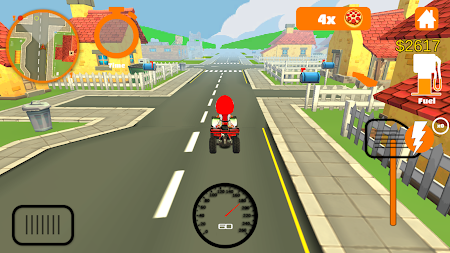 Racing Pizza Delivery Baby Boy 1.0 screenshot 11207