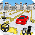 Modern Car Parking Simulator - Car Driving Games icon