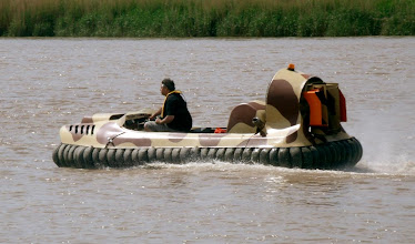 Photo: Hovercraft