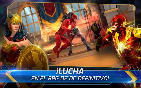 DC Legends: Batalla x Justicia Screenshot
