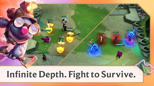 Teamfight Tactics: League of Legends Strategy Game screenshot 2