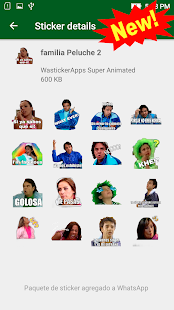 🇲🇽 Nuevos Stickers Graciosos Memes Mexico 2020 Screenshot