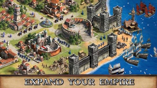 Descargar Rise of Empires: Ice and Fire para PC ✔️ (Windows 10/8/7 o Mac) 2