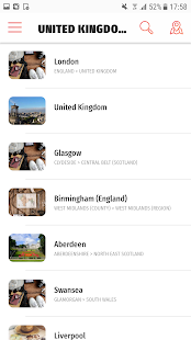✈ Great Britain Travel Guide Offline - náhled