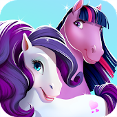 Baby Pony Daycare - Newborn Horse Adventures Game