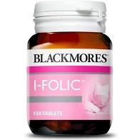 Blackmores I-FOLIC supplement