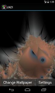 Interactive Fractal Wallpaper v1.4