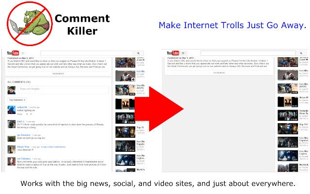 Comment Killer