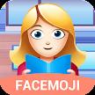 Girl Life Emoji Sticker For Facemoji APK