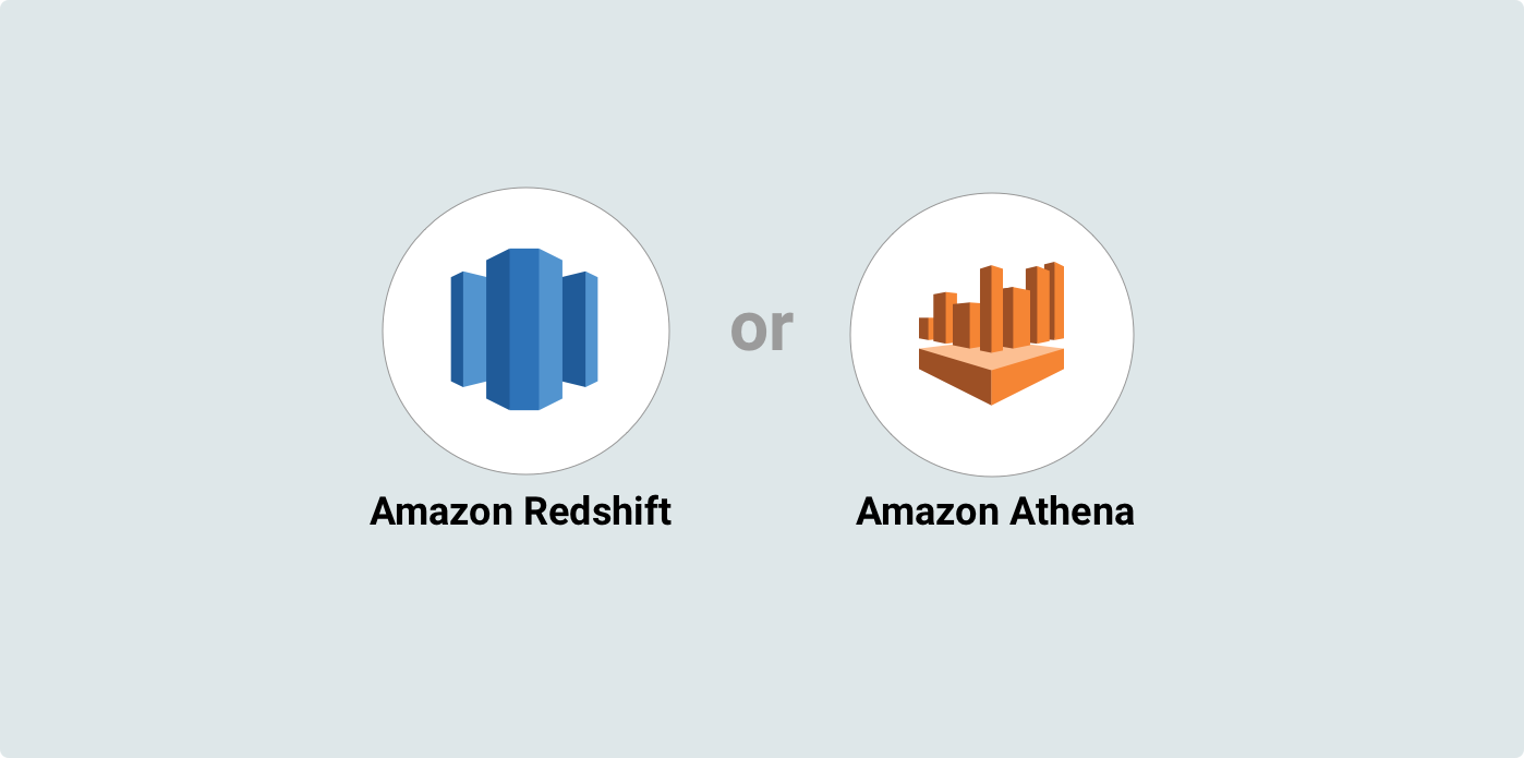 differences between Athena and Redshift Spectrum