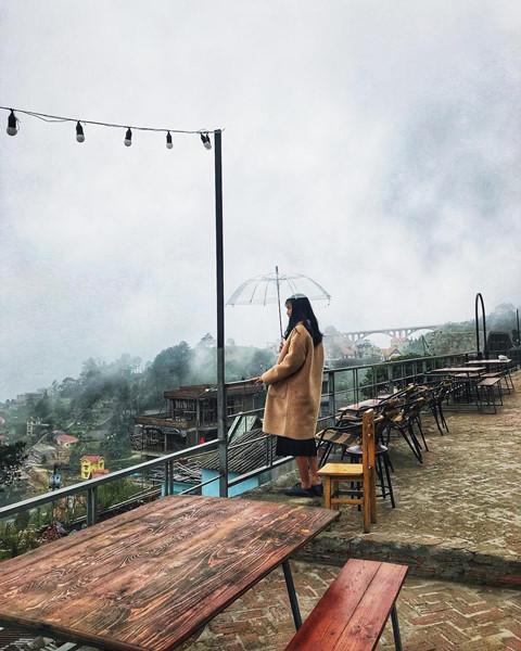 Den Tam Dao, dung bo qua nhung homestay co view 'song ao' cuc chat hinh anh 10