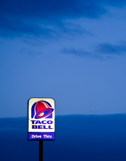 Taco Bell Beef Ingredients