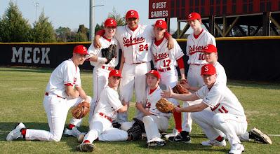 Photo: 2011 Varsity Pitchers