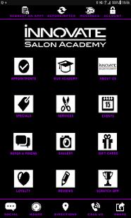 Innovate Salon Academy - náhled