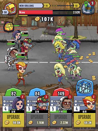 Zombieland: AFK Survival 1.7.0 screenshots 13