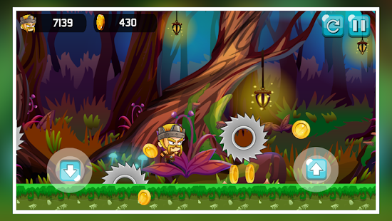 Download The King of Jungle- Adventure Game For PC Windows and Mac apk screenshot 2