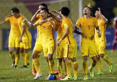 La Chine fixe ses objectifs et veut devenir une grande nation du football