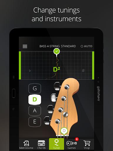 Guitar Tuner Free - GuitarTuna screenshot 18