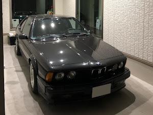 M6 E24 88年式 D車のカスタム事例画像 とありくさんの2019年09月24日20:13の投稿