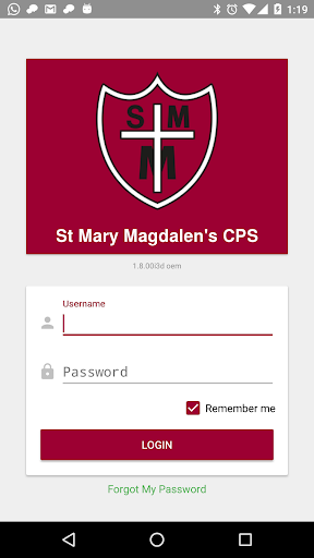 St Mary Magdalen's CPS  screenshots 1