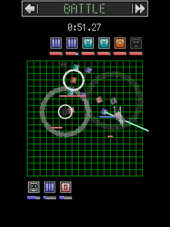 Robo-Battle- screenshot