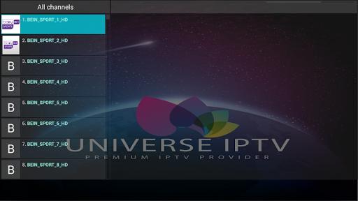 Universe TV  screenshots 3