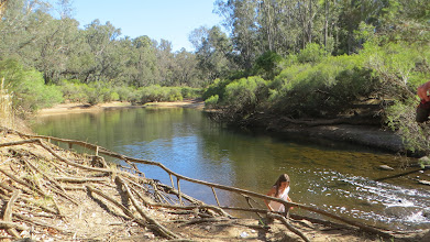 Photo: Red Gully swimming hole