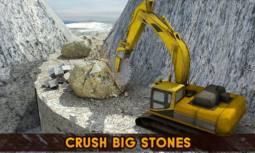 Hill Excavator Mining Truck Construction Simulator 1.2 screenshots 5